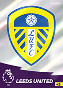 Adrenalyn XL Premier League 2021<br>Leeds United Cards