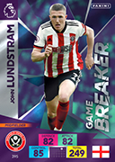 Adrenalyn XL Premier League 2021<br>Game Breaker Cards