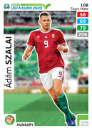 Adrenalyn XL RTE 2020 Hungary Cards