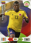 Adrenalyn XL RTWC 2014 Colombia Cards