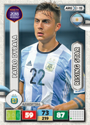 Adrenalyn XL RTWC 2018 Argentina Cards