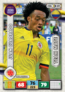 Adrenalyn XL RTWC 2018 Colombia Cards