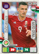 Adrenalyn XL RTWC 2018 Hungary Cards