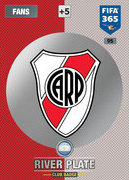 Adrenalyn XL FIFA365 2017 Update<br>River Plate Cards