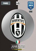 Adrenalyn XL FIFA365 2017 Update<br>Juventus Cards