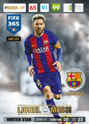 Adrenalyn XL FIFA365 2017 Update<br>Winter Stars Cards
