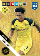 Adrenalyn XL FIFA365 2019 Update<br>Limited Edition Cards