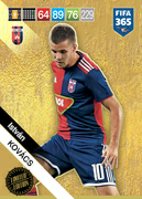 Adrenalyn XL FIFA365 2019 Update<br>Vidi Cards