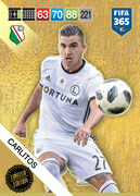 Adrenalyn XL FIFA365 2019 Update<br>Legia Warsaw Cards