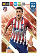 Adrenalyn XL FIFA365 2019 Update<br>Atletico Madrid Cards
