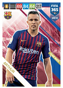Adrenalyn XL FIFA365 2019 Update<br>Barcelona Cards