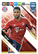 Adrenalyn XL FIFA365 2019 Update<br>Bayern Munich Cards