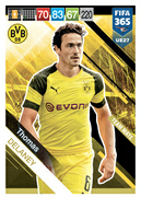 Adrenalyn XL FIFA365 2019 Update<br>Borussia Dortmund Cards