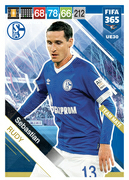 Adrenalyn XL FIFA365 2019 Update<br>Schalke Cards