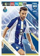 Adrenalyn XL FIFA365 2019 Update<br>Porto Cards