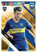 Adrenalyn XL FIFA365 2019 Update<br>Boca Juniors Cards