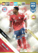 Adrenalyn XL FIFA365 2019 Update<br>Fans Favourite Cards