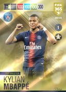 Adrenalyn XL FIFA365 2019 Update<br>Top Masters Cards