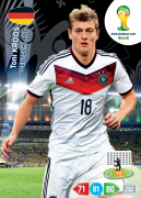 Adrenalyn XL WC 2014 Germany Cards
