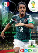 Adrenalyn XL WC 2014 Mexico Cards