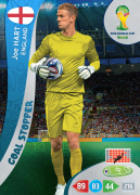 Adrenalyn XL WC 2014 Goal Stoppers Cards