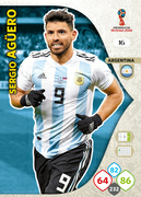 Adrenalyn XL WC 2018 Argentina Cards