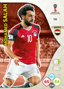 Adrenalyn XL WC 2018 Egypt Cards