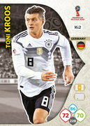 Adrenalyn XL WC 2018 Germany Cards