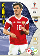 Adrenalyn XL WC 2018 Russia Cards