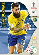 Adrenalyn XL WC 2018 Sweden Cards