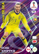 Adrenalyn XL WC 2018 Goal Stoppers Cards