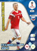 Adrenalyn XL WC 2018 World Cup Stars Cards