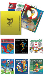 FIFA World Cup  Lithographic Prints Soccerstarz