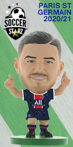 Paris St Germain Soccerstarz 2020/21
