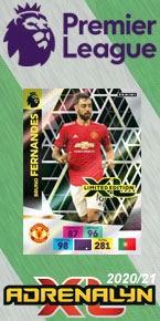 Adrenalyn XL Premier League 2021 Trading Cards