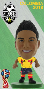 Colombia World Cup 2018 Soccerstarz