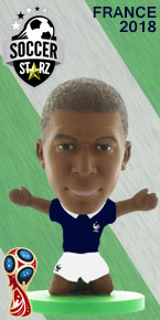 France World Cup 2018 Soccerstarz