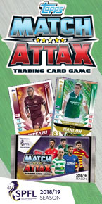 Scotland Match Attax 2019 Trading Cards