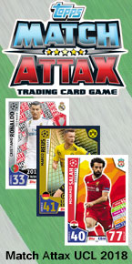 Match Attax 2016/17