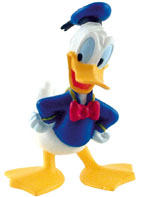 Disney MicroWorld Donald Duck