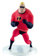 Disney MicroWorld Mr Incredible