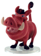 Disney MicroWorld Pumbaa