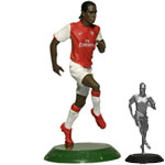 FT Champs Emmanuel Adebayor Arsenal Home