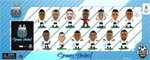 Soccerstarz 2018 Argentina Celebration Pack