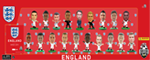 Soccerstarz 2018 England Celebration Pack