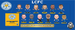 Leicester City 2016 PL Winners Celebration Pack Reissue