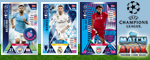 Match Attax Champions League 2019 Trading Cards