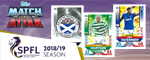 Scotland Match Attax 2019