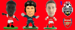 Soccerstarz 2017/18 Arsenal