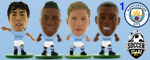 Soccerstarz 2017/18 Man City
